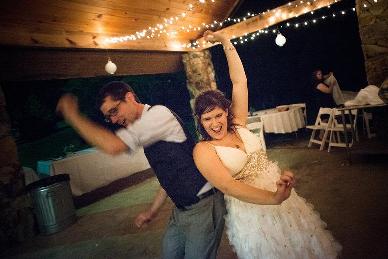 Ian & LIzza Dancing