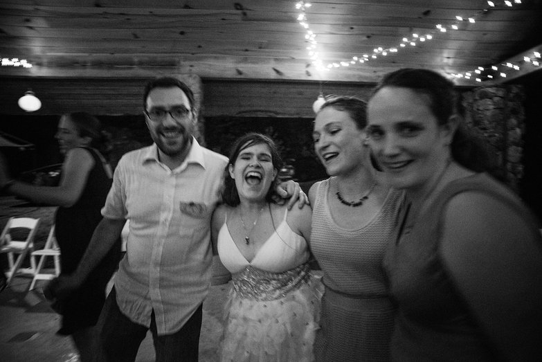Gianluca, Lizza, Annie & Eliza