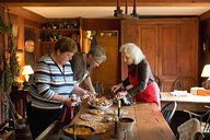Sally Brillon's Hearth Cooking Class
