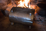 Tin Kitchen by the Hearth