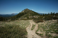 Trail from Castle Lake to Heart Lake