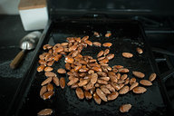 Making Toasted Almonds